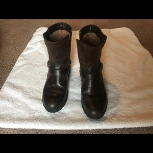 Eastland Shoes - Canterbury Brown Boots